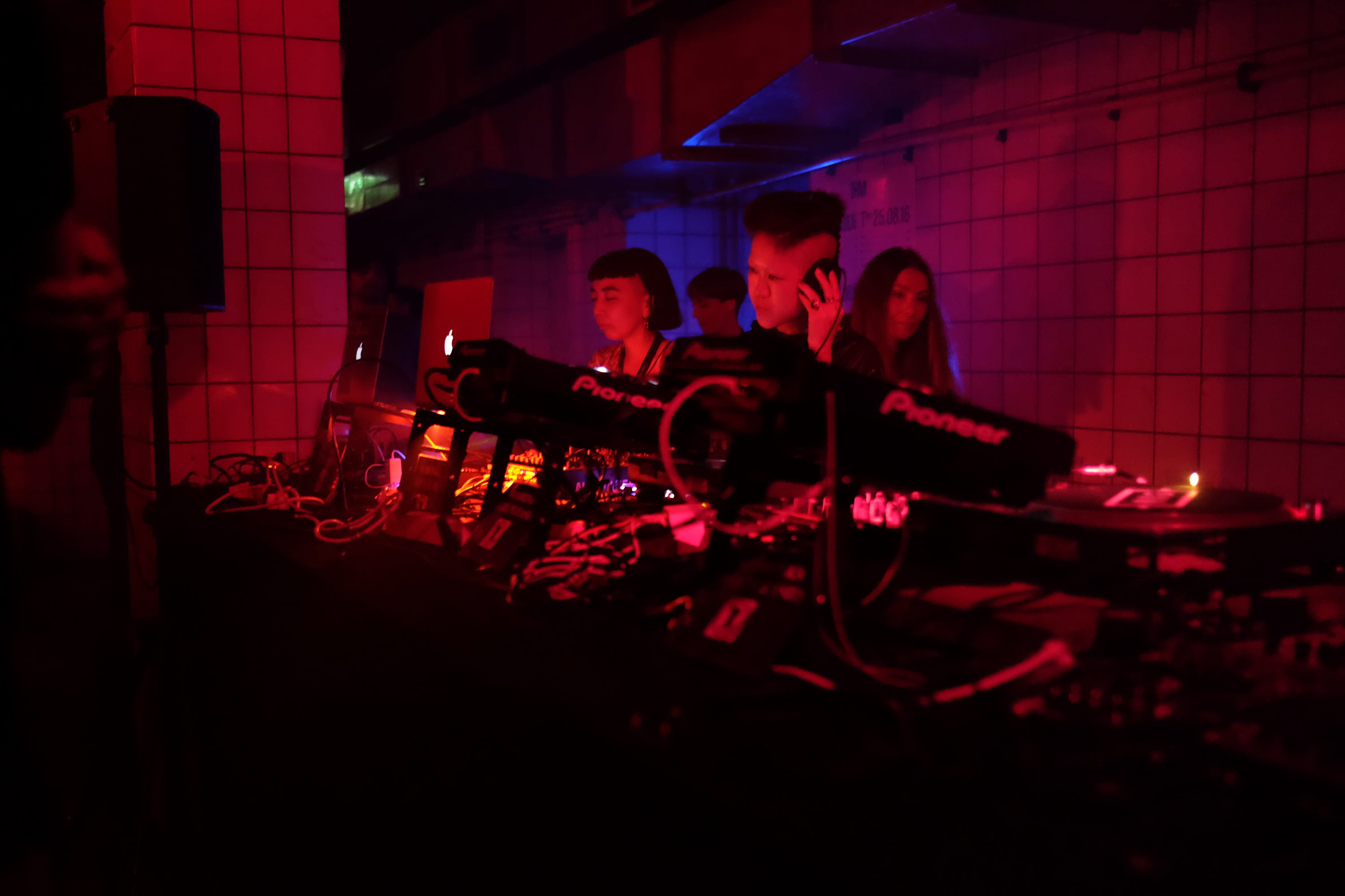 RRR - Berlin Atonal - Group a