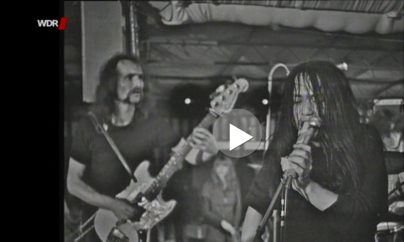 Can, Rockpalast, 1970