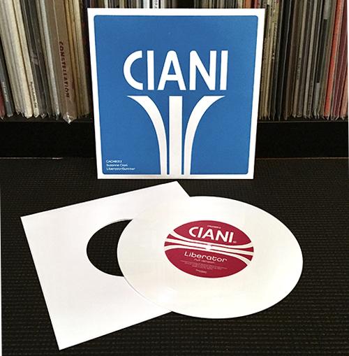 Suzanne Ciani, Liberator, 7-inch, colored vinyl