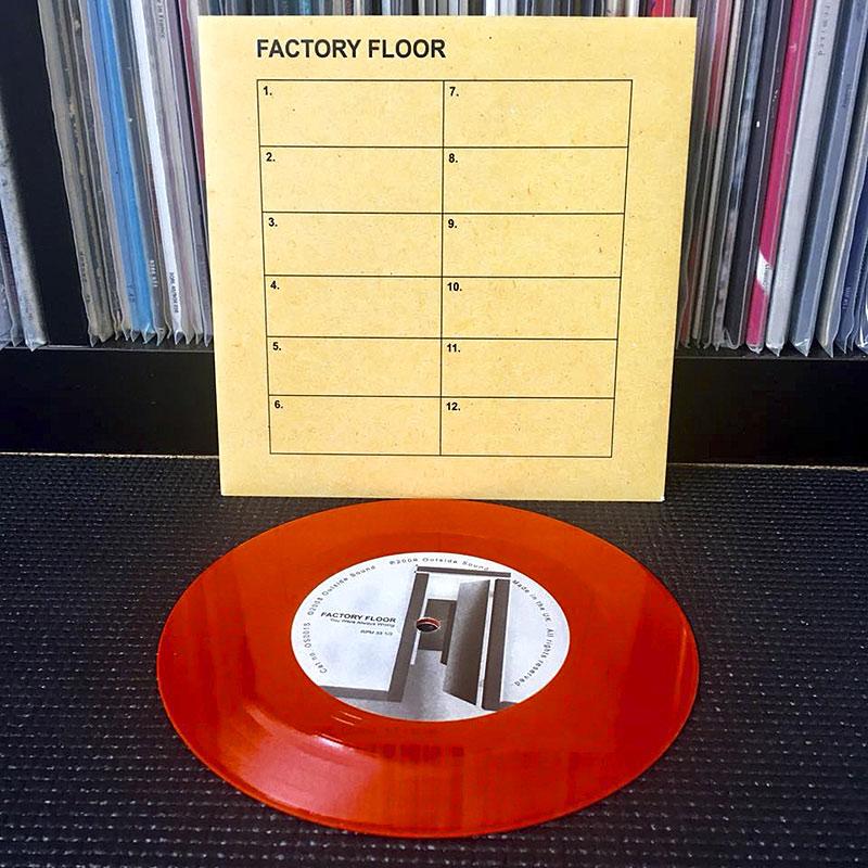 Factory Floor, Bipolar 7 inch