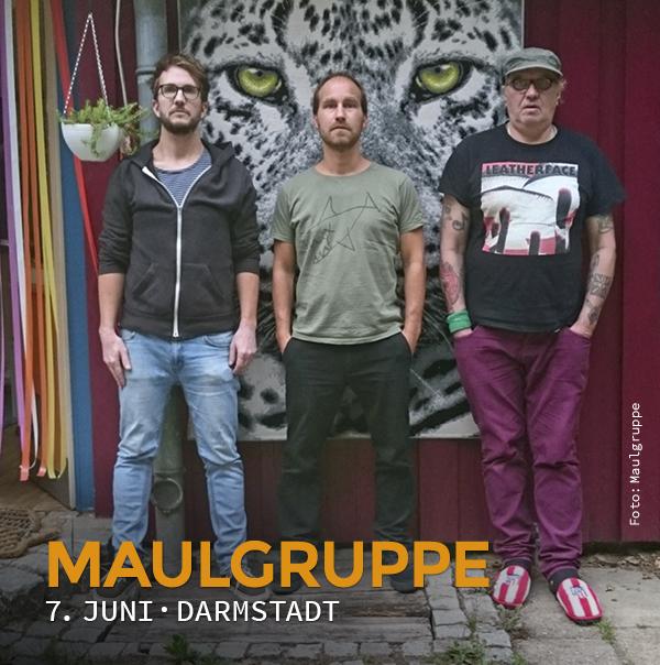 Maulgruppe, 7.6.2019, Darmstadt, Oetinger Villa