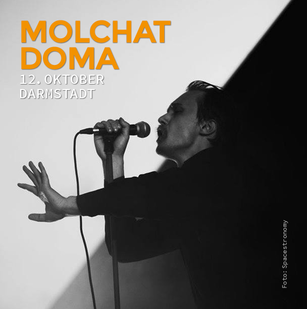 Molchat Doma, 12. Oktober, Darmstadt, Oetinger Villa