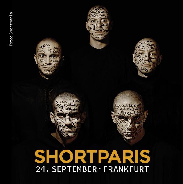 Shortparis, Frankfurt, Das Bett, 24. September